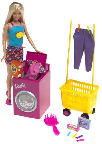 Barbie Wash 'n' Wear