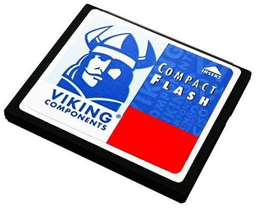 Viking 128Mb Compact Flash Card