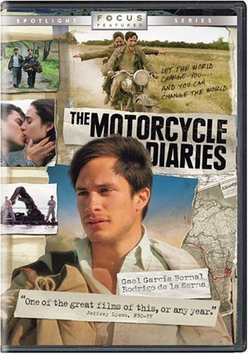 The Motorcycle Diaries DVD Cover