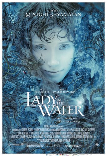 Lady in the Water poster