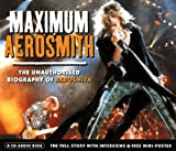 Album cover for Maximum Aerosmith (Unauthorized Audio Biography of Aerosmith)