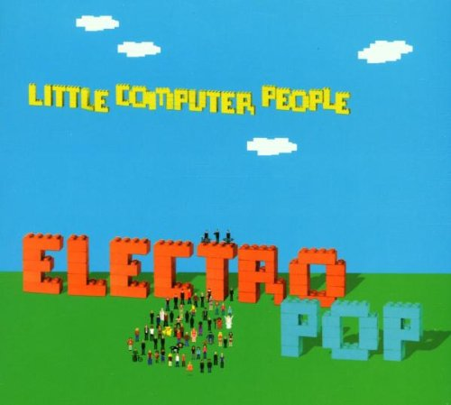 Album cover for Electro Pop