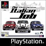 Italian Job Playstation Computer Game