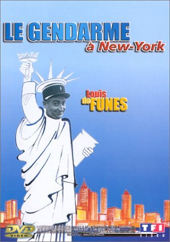 Gendarme a New York, Le / Жандарм в Нью-Йорке (1965)