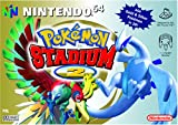 Pokémon Stadium 2 - Cover