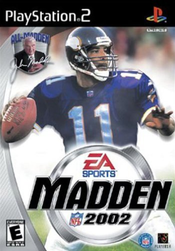 Madden NFL 2002 (PS2)
