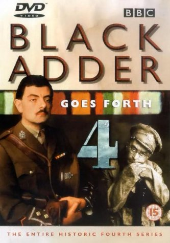 Blackadder Goes Forth -- Complete Series 4