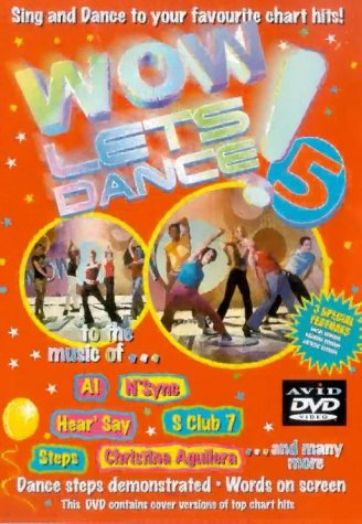 Wow! Let's Dance - Vol. 5