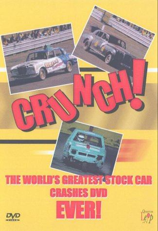 Crunch - The World's Greatest Stock-Car Crashes DVD Ever