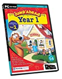 Jump Ahead Year 1 Reading & Maths (DVD case)