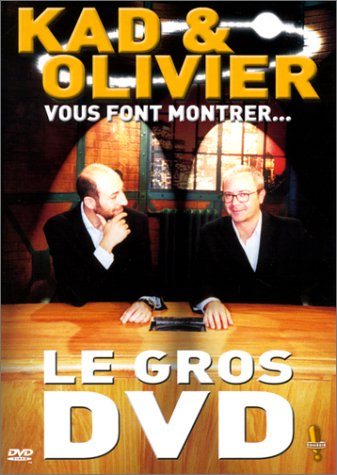 Kad Et Olivier Le Gros DVD FRENCH DVDRiP XViD Kwayde@TEAM[ preview 0