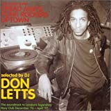 Don Letts, Dread Meets Punk Rockers Uptown