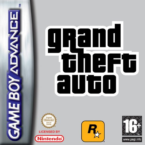 Grand Theft Auto 3 (Game Boy Advance)