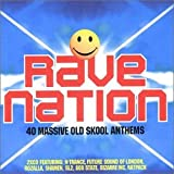 Cubierta del álbum de Rave Nation (disc 1: The Breaks)