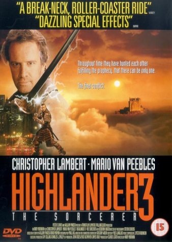 Highlander III:The Sorcerer / Горец 3:Чародей (0)