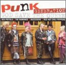 Albumcover für Punk Generation: God Save the Queen
