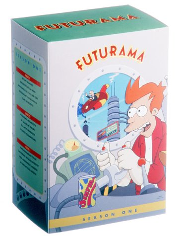Futurama - Staffel 1 Collection (3 DVDs)