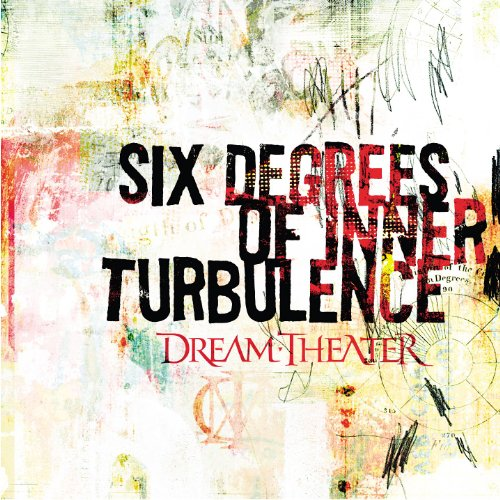 Pochette de l'album pour Six Degrees of Inner Turbulance