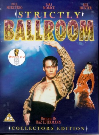 essay strictly ballroom film review Film reviews  in directing his red carpet trilogy, comprised in strictly ballroom   many critics have noted their umbrage with the soundtrack.