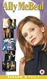 Ally McBeal - Season 4 Part 1 [VHS] [1998]