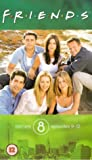 Friends - Series 8 - Episodes 9-12 [VHS] [1995]