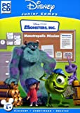 Disney Junior Games Monsters, Inc:
