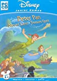 Disney Junior Games Peter Pan Never Land Treasure Quest