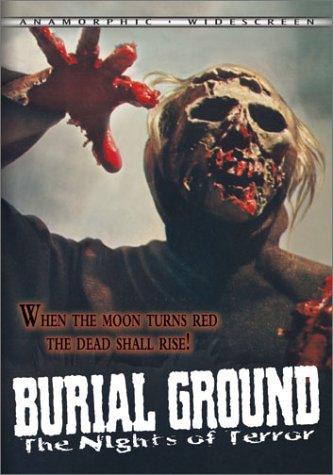 Burial Ground / Notti del terrore, Le / Могильный холм (1981)