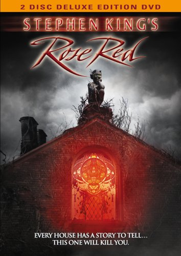 Rose Red DVD Cover