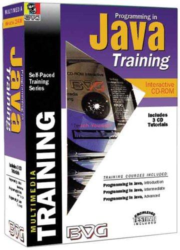 Programming in Java Training (Introduction, Intermediate, Advanced)
