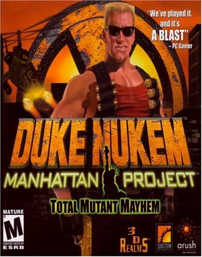 Duke Nukem Manhattan Project - No Cd / DVD - Cdsiz Oynama - Crack B000066IH3.08.LZZZZZZZ