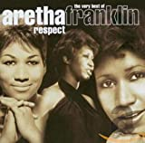 album art by Aretha Franklin
