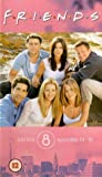 Friends - Series 8 - Episodes 13-16 [VHS] [1995]