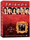 Friends: Complete Second Season [DVD] [1995] [Region 1] [US Import] [NTSC]