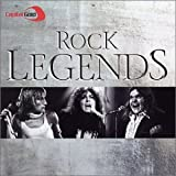 Pochette de l'album pour Capital Gold Rock Legends (disc 2)