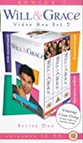 Will And Grace: Season 1 - Episodes 13-22 (Box Set) [VHS] [2001]