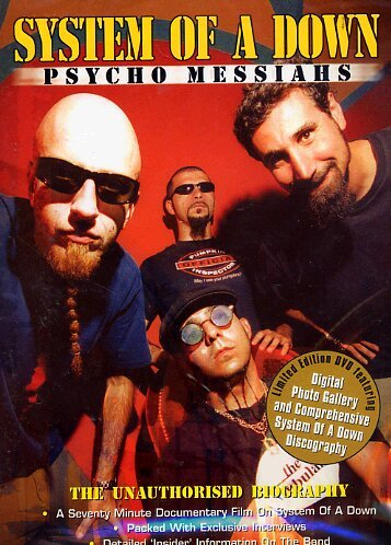 DVD Details: System of a Down - Psycho Messiahs [Limited Edition]