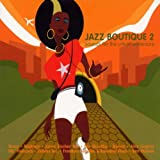 Album cover for Jazz Boutique: Sounds for the Urban Adventure (disc 1)