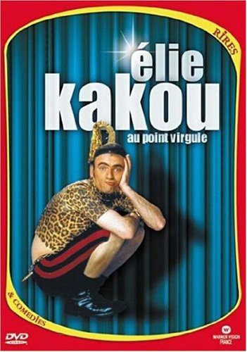 Streaming  Elie Kakou : Au point virgule