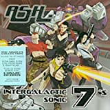 "album art to Intergalactic Sonic 7""s"