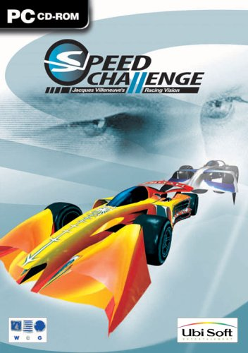 Скачать игру Speed Challenge - Jacques Villeneuve's Racing Vision //