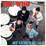 CD-Cover: The Who - The Who Sings My Generation