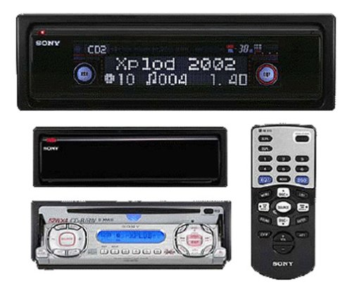 sony cdx m730 cd tuner reviews car audio review centre