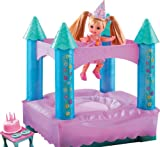 Barbie Shelly Bouncy Fun Castle