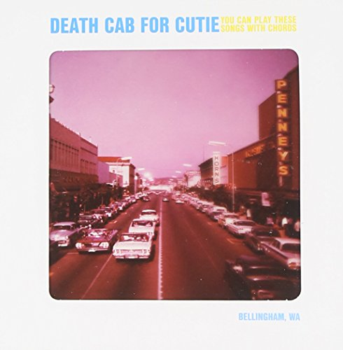 death cab for cutie meet me on the equinox chords to hallelujah