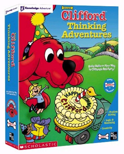������� Clifford Thinking Adventures