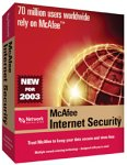 Internet security 5.0 - McAfee