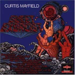 Curtis Mayfield Make Me Believe In You