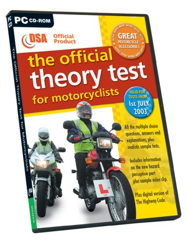The Official Theory Test for Motorcyclists 2003/2004 Edition