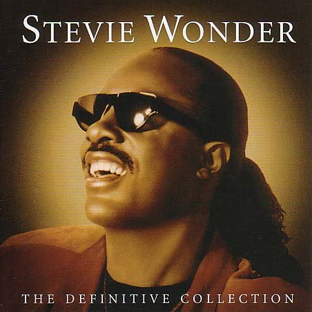 Stevie Wonder, The Definitive Collection